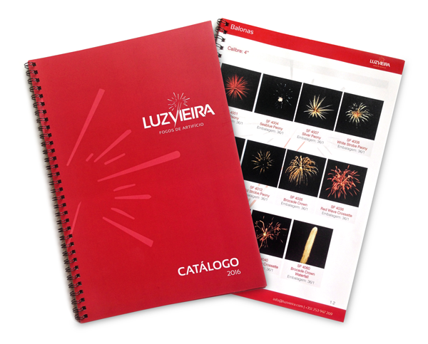 catalogo luz vieira fogos de artificio